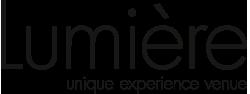 Zaal Lumière – unique experience venue Logo